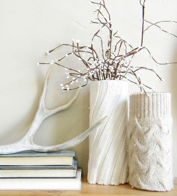 Декор ваз напольных своими руками фото 847