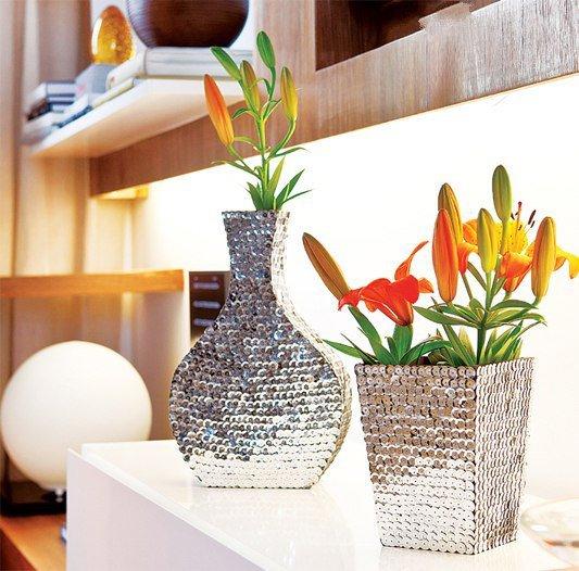 Дизайн вазы своими руками фото 672