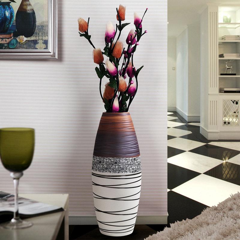kak-sdelat-napolnuyu-vazu-svoimi-rukami-21 Как сделать вазу своими руками? Подсказки и советы
