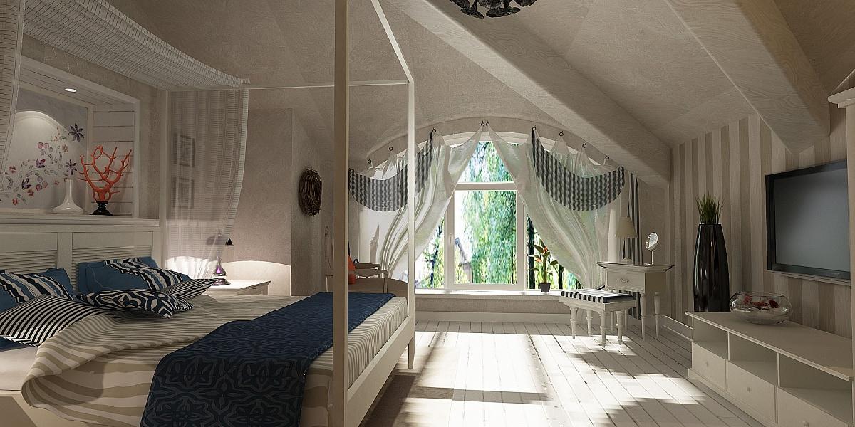 Как выбрать шторы на мансардные окна?