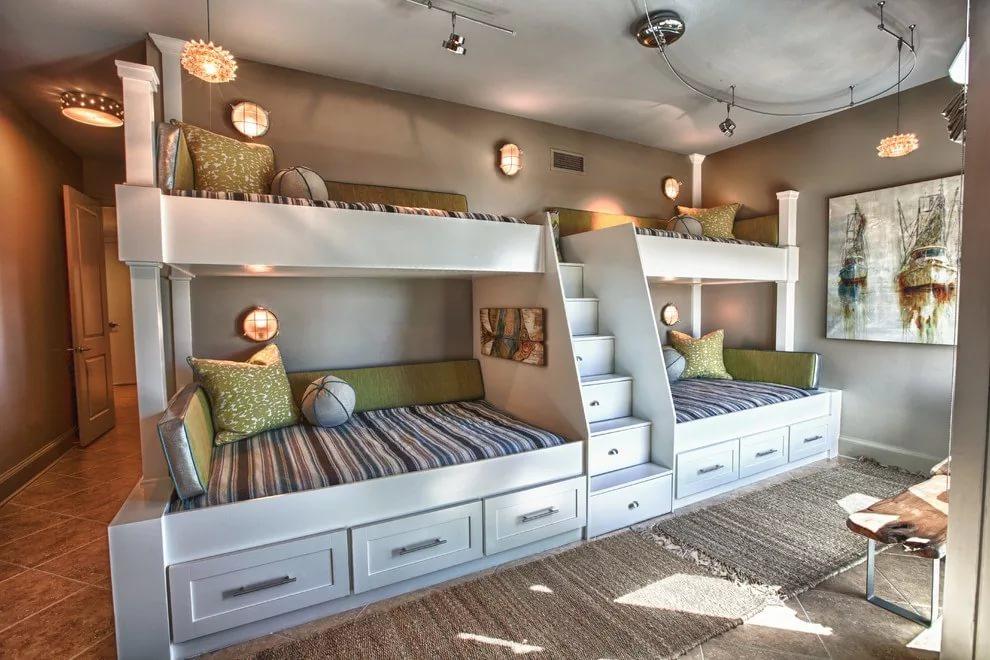 Дизайнерские детские кровати: лучшее для маленького человека