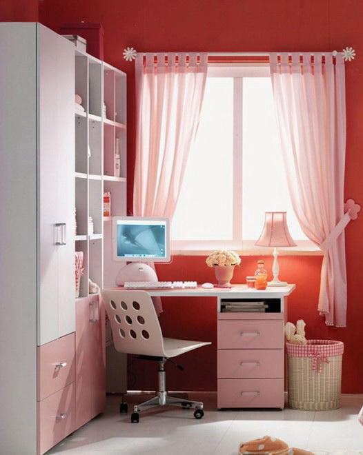 Письменный стол для двоих детей — 70 фото оформления в интерьтере