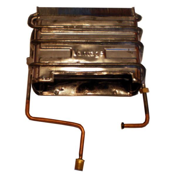 Как выбрать теплообменник на газовую колонку Пластины теплообменника Kelvion VT10 Новотроицк