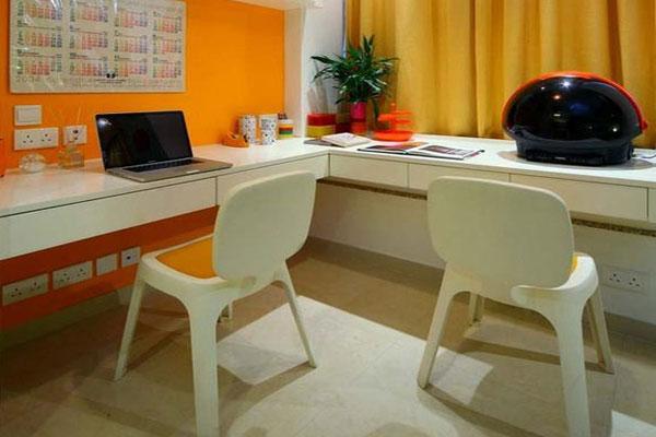 угловой письменный стол для двоих детей 32 фото размеры