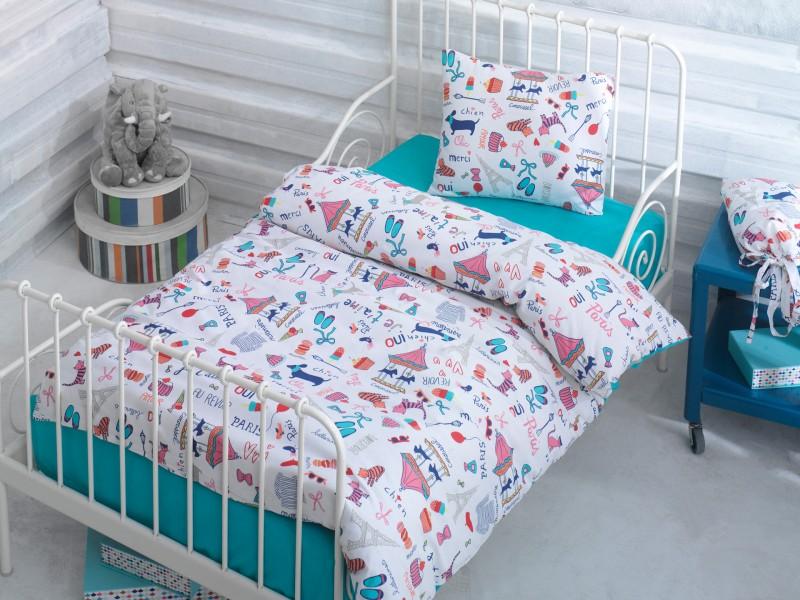 Как сшить детское постельное белье в кроватку своими руками? Сколько ткани нужно для пододеяльника для новорожденных?