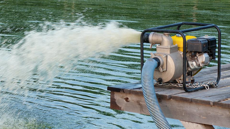 Мотопомпа пожарная: характеристики устройства