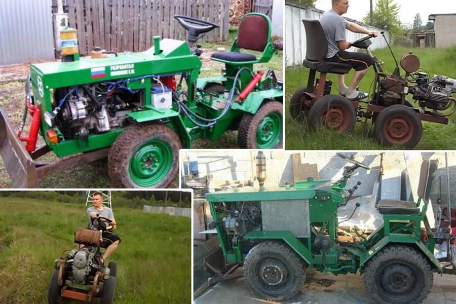 картинки тракторы как их делать всех