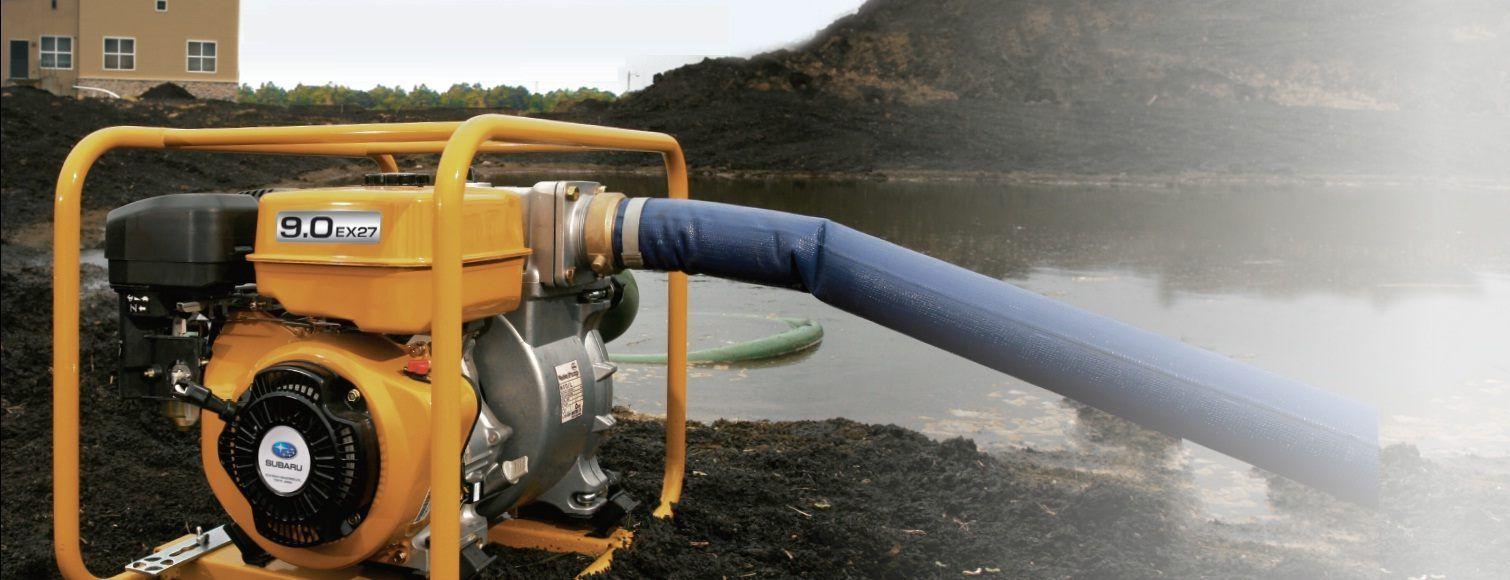 Мотопомпа что это такое Виды и принцип работы популярные дизельные и бензиновые модели для грязной воды