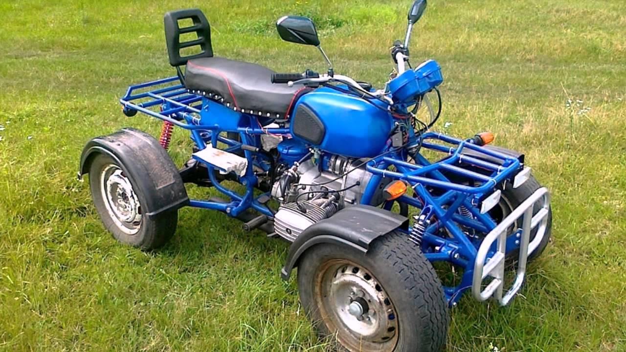фарерских фото переделанный мотоцикл урал под квадроцикл говоря
