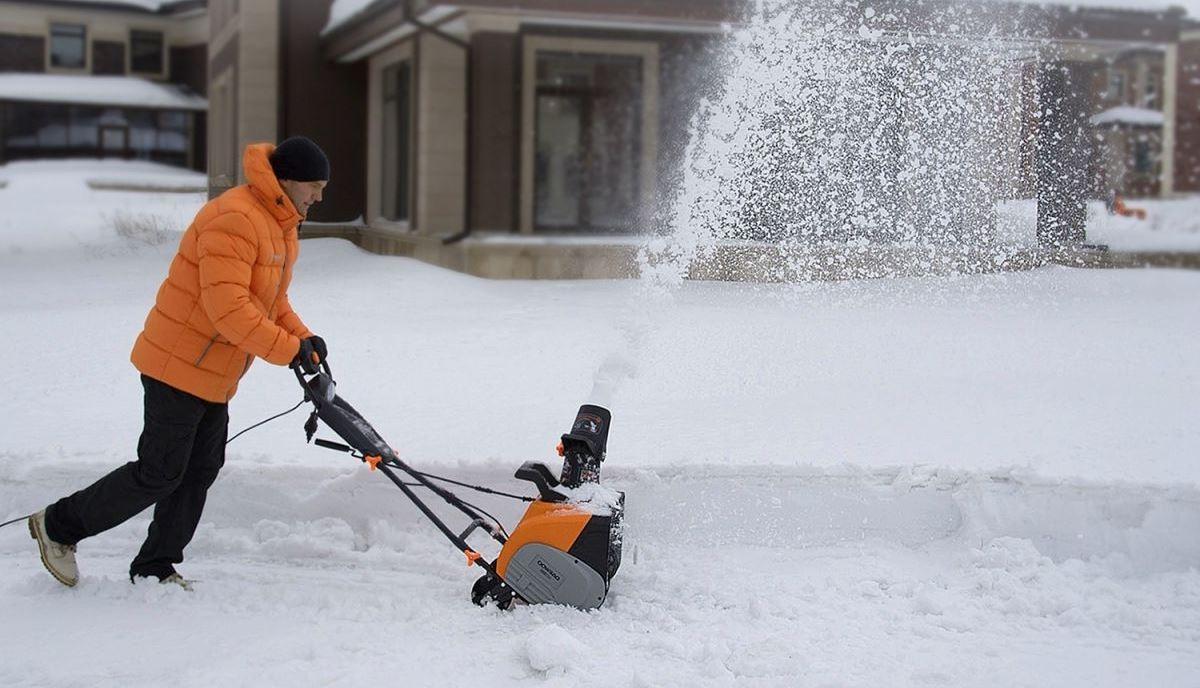 Снегоуборочная машина с электродвигателем своими руками фото 93