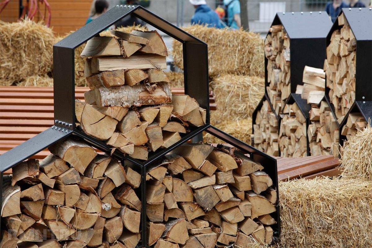 Поленница дров своими руками фото фото 722