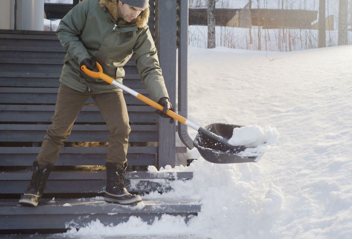 Большая лопата для уборки снега своими руками фото 963
