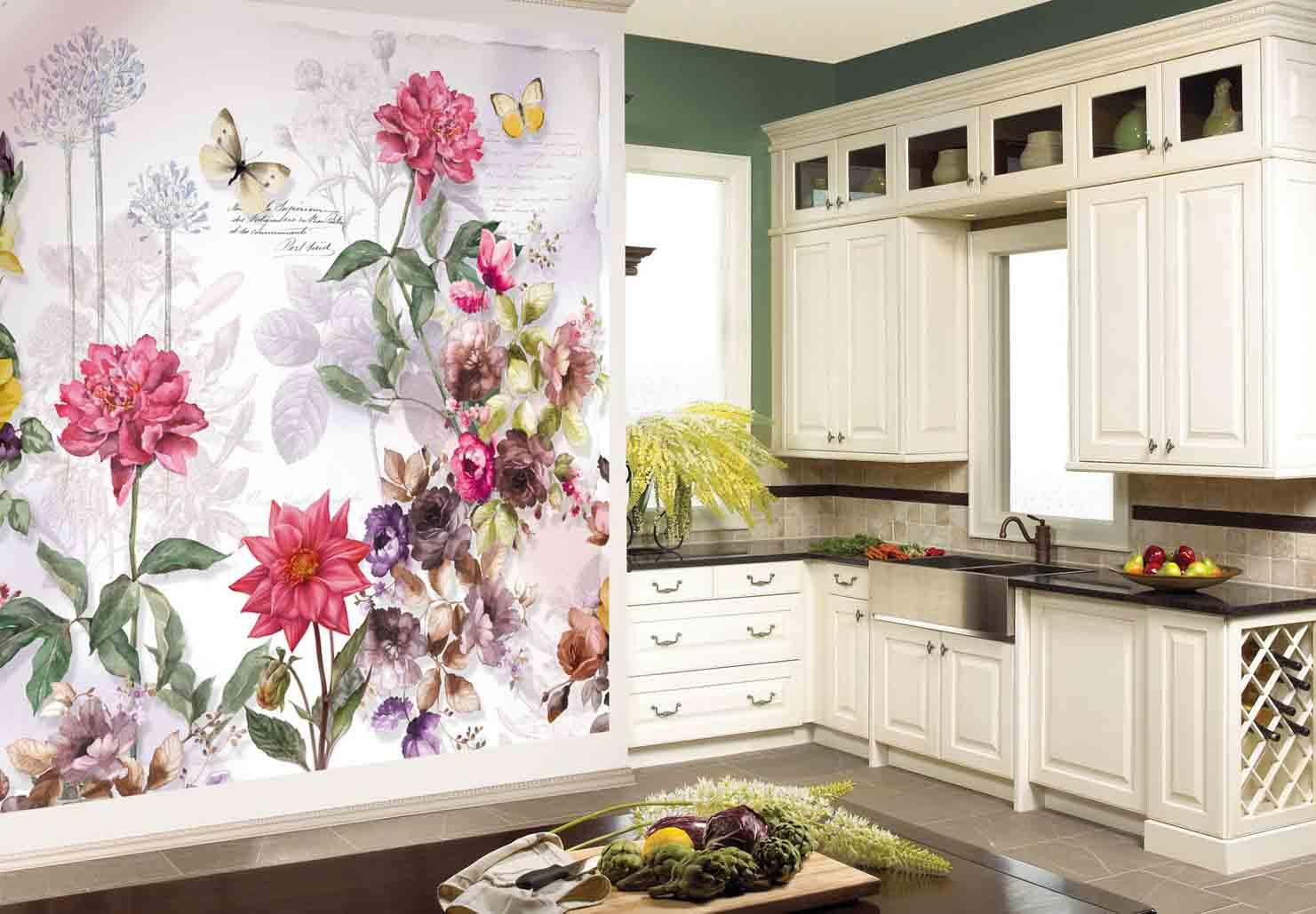 красивые картинки для кухни цветы