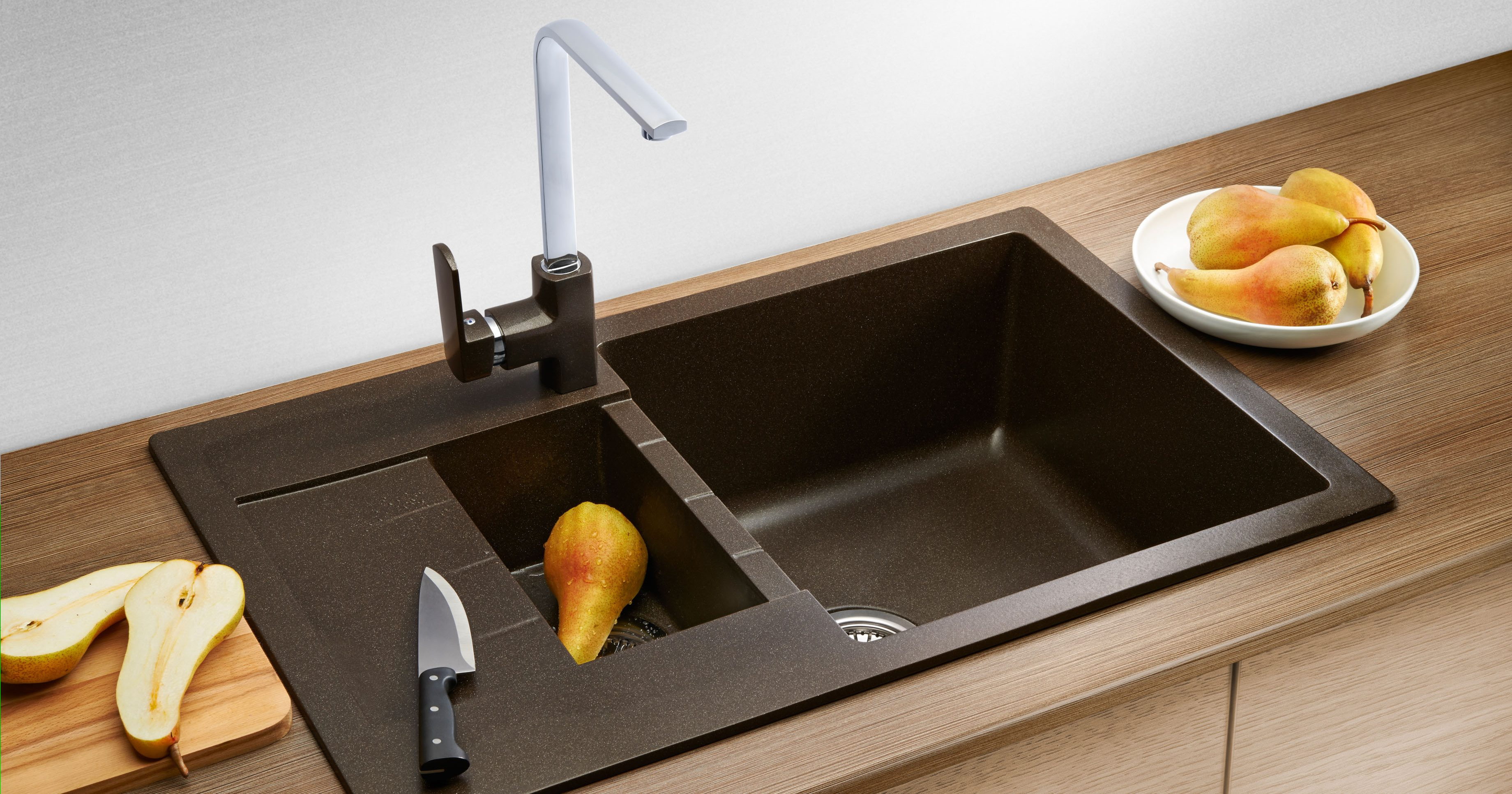 Толщина столешницы для кухни какими должны быть стандартные размеры Какая толщина бывает у каменной столешницы