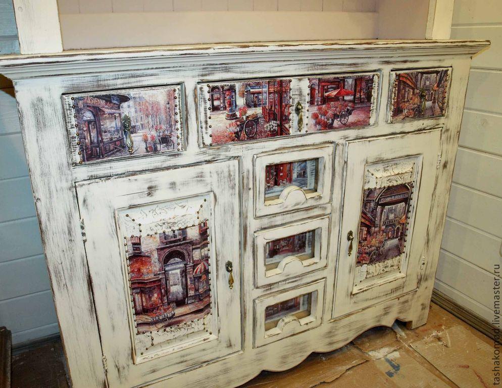 одним декорирование старой мебели своими руками фото отзывы огородников