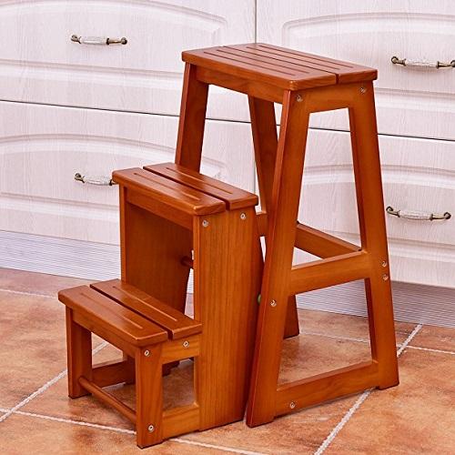 Как своими руками сделать деревянную стремянку своими руками фото 197
