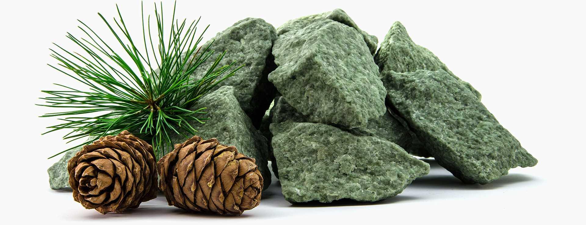 Жадеит для бани: свойства зеленого камня для сауны, использование колотого жадеита для печи