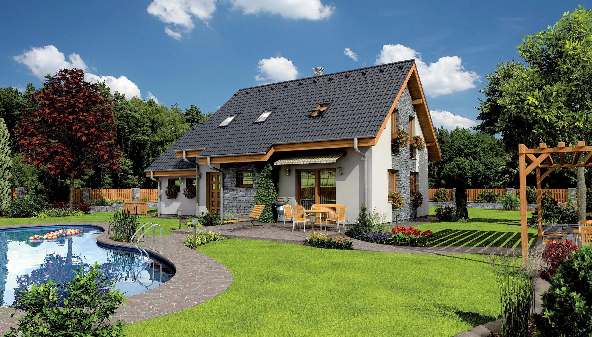 картинки домов с землей следует упомянуть другом