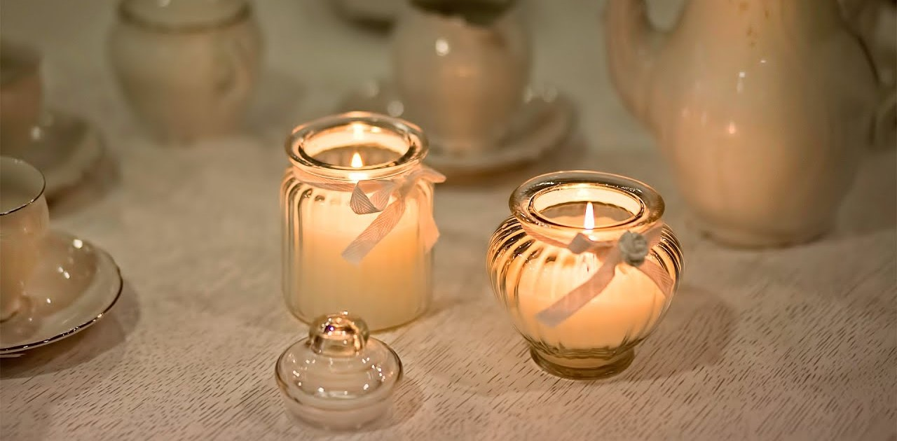 Материалы для свечей