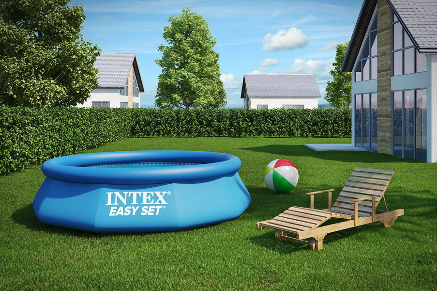 Какой бассейн лучше надувной или каркасный Выбираем модель