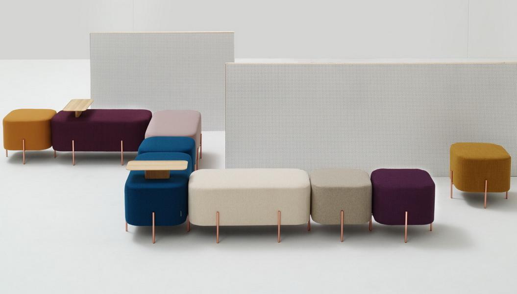 Купить пуфы на ножках в Москве - интернет-магазин дизайнерской мебели INMYROOM