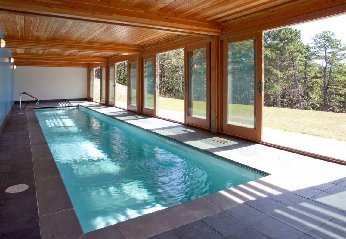 следователей уже дом с бассейном внутри проект фото интервью