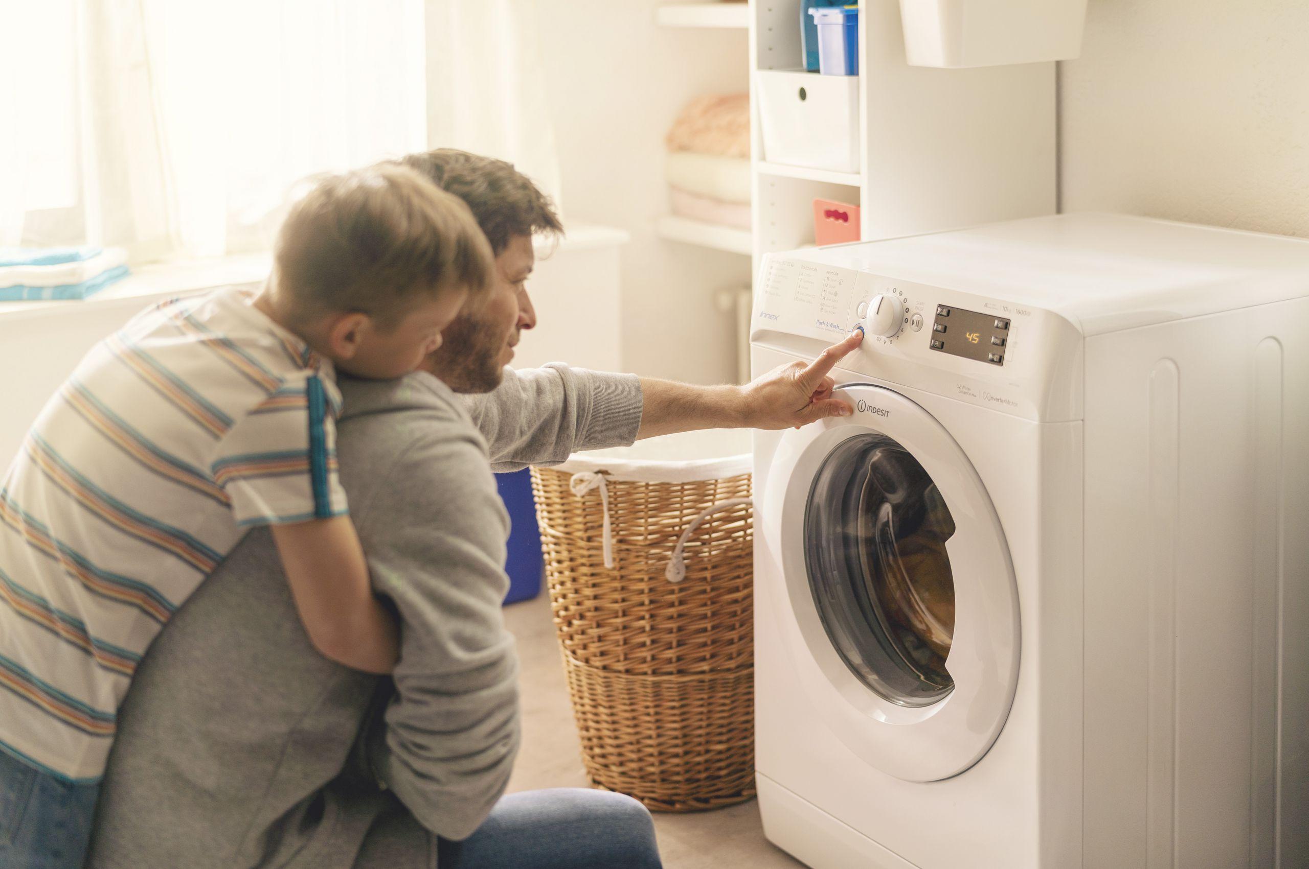 Сколько длится режим полоскания в стиральной машине