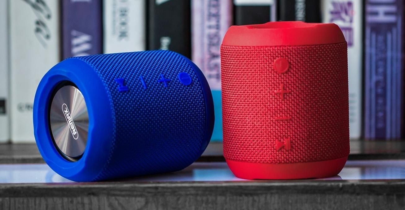 Портативные блютуз-колонки беспроводные с Bluetooth радио и USB Какие переносные колонки для телефона лучше Рейтинг самых мощных