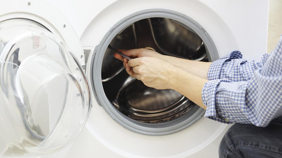 Барабан стиральной машины болтается вперед назад