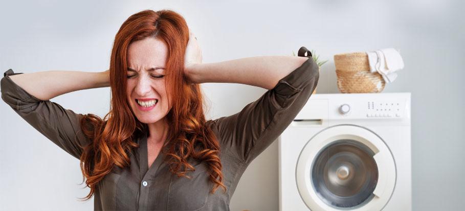 Скрежет в стиральной машине при отжиме и вращении