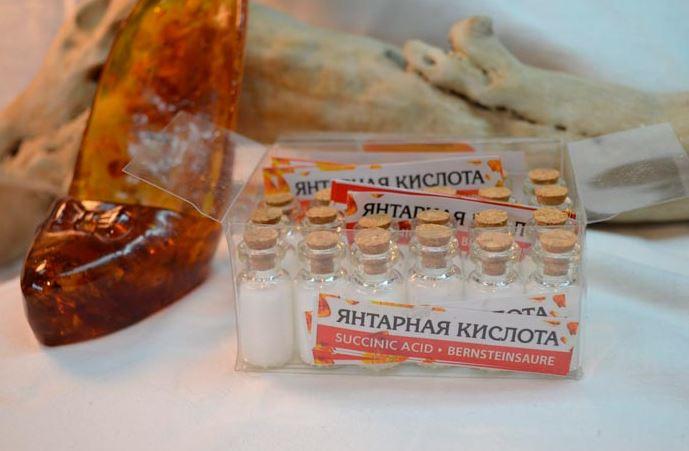 Применение янтарной кислоты в таблетках для растений