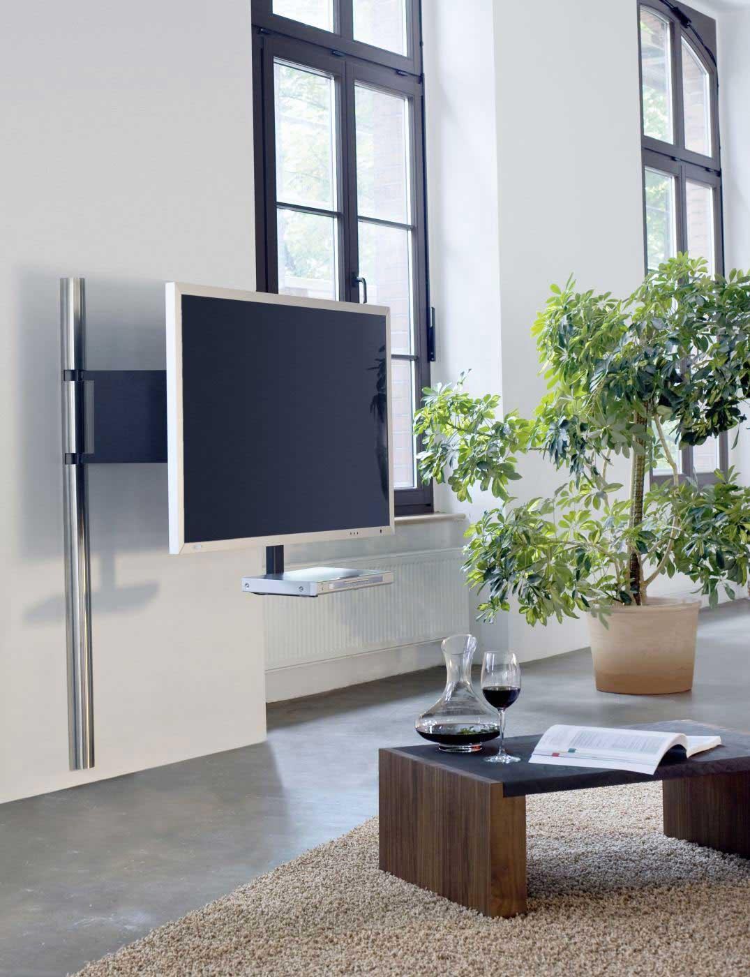 Угловые кронштейны для телевизора на стену 17 фото как повесить крепление в угол комнаты Поворотные полукруглые и другие виды крепежа