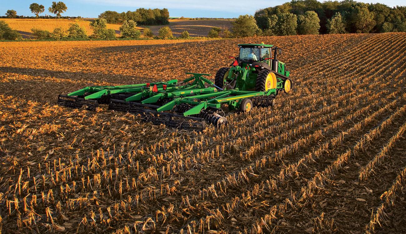 Виды и системы обработки почвы