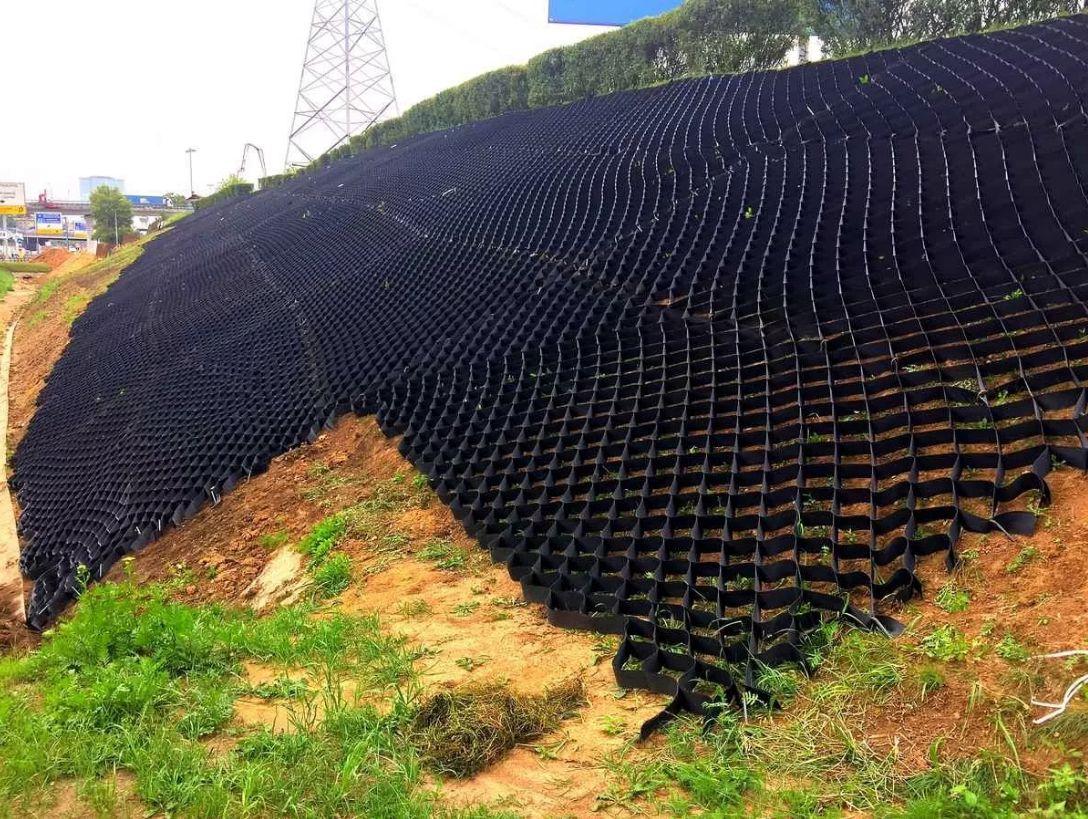 Геосетка для укрепления склонов купить — цена