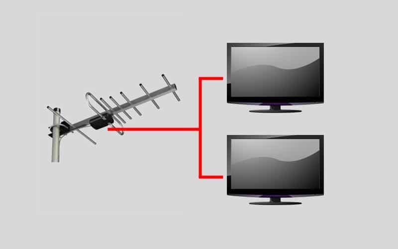Телевизионный разветвитель – как сделать своими руками