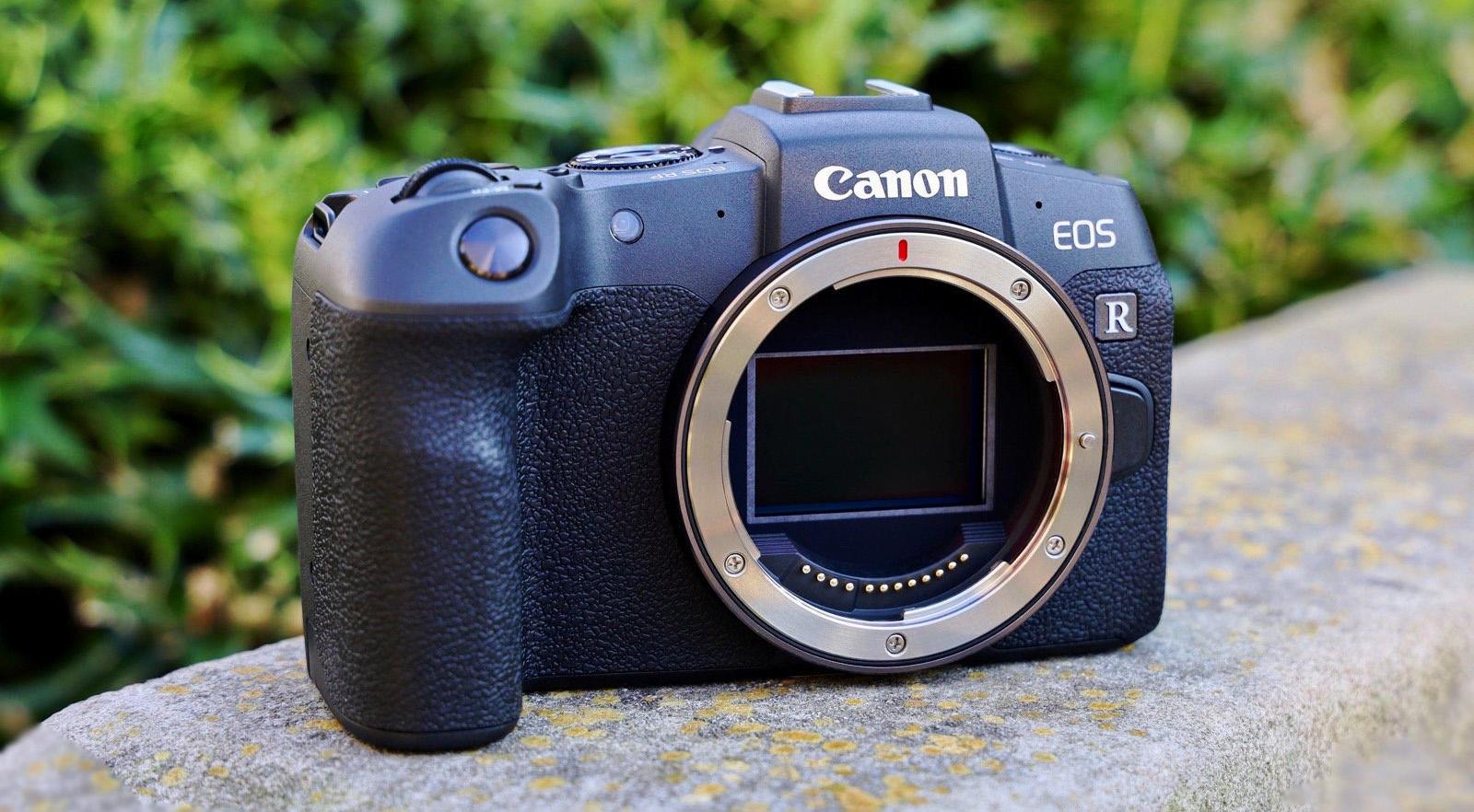 Полнокадровые фотоаппараты кэнон