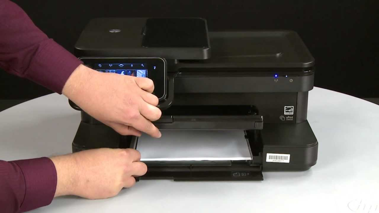 Принтер не хочет печатать на фотобумаге