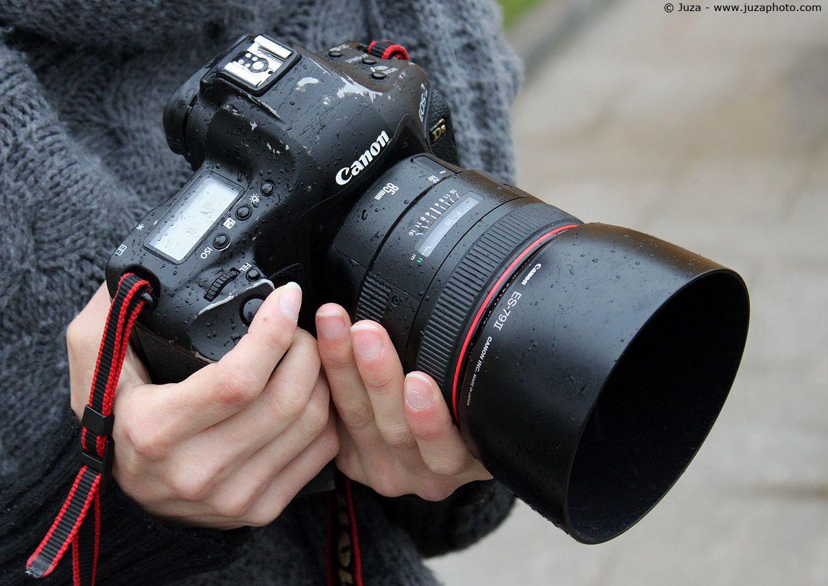 Фотоаппарат теряет связь с объективом