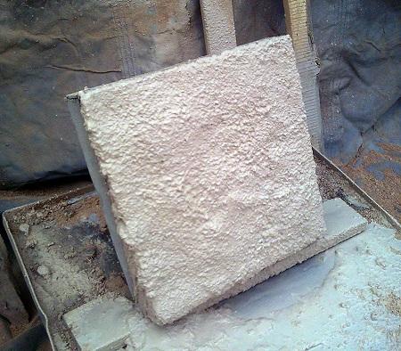 Состав жаростойкого бетона средняя прочность цементного раствора