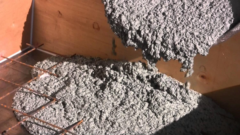 Керамзитобетон соотношение компонентов бетон фреза