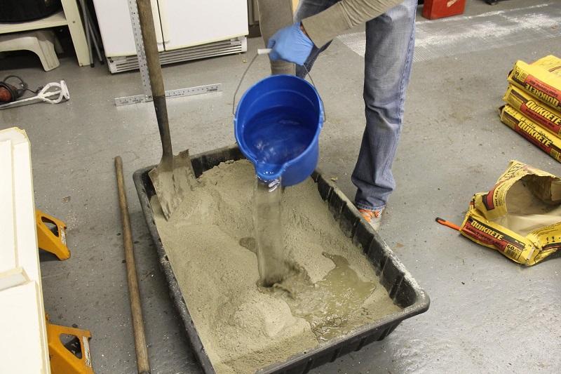Асбест цементный раствор штукатурить стены цементным раствором своими руками