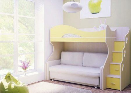 Loft seng for voksne