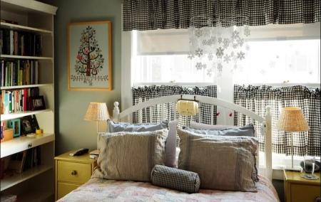 lange gardiner til stue