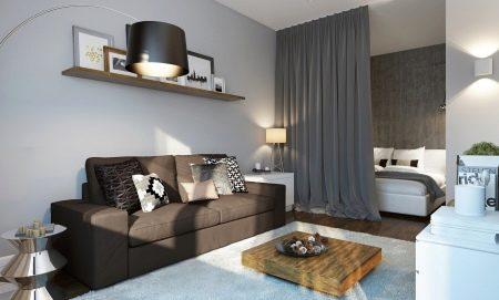 Кровать в нише (36 фото): интимная ниша из гипсокартона в которую углубилась кровать в однокомнатной квартире