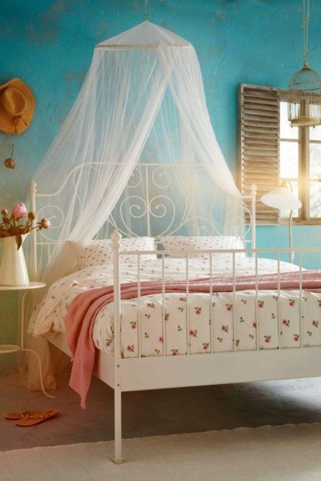 Zdjęcie łóżka Ikea