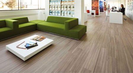 Bekijk vinyl vloeren in onze showroom