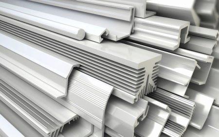 Алюминиевый профиль для плитки: наружный Г-образный и угловой декоративный профиль для кафельной и керамической плитки