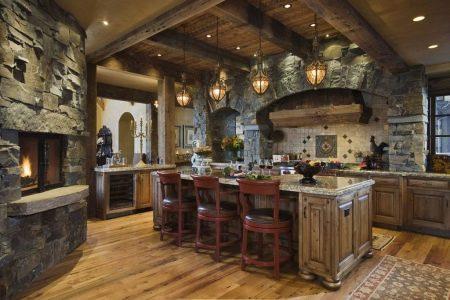 Деревянный потолок (63 фото): дизайн потолка из дерева в стиле лофт в частном доме, покрытия из необрезной доски в интерьере