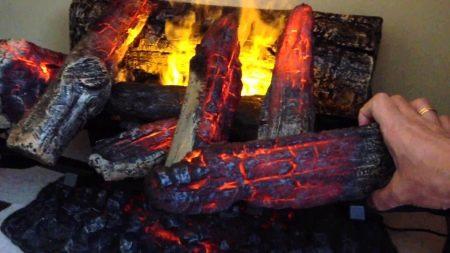 Имитация огня в камине своими руками: как сделать искусственный без обогрева, как организовать фальш-очаг и имитировать огонь, электронное устройство