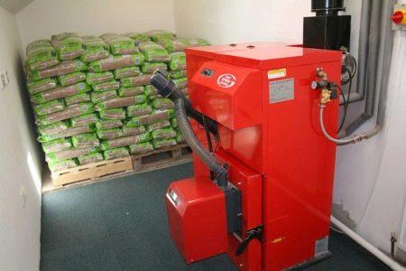 Пеллетное отопление: что такое пеллеты, расход топлива для дома на 100 кв